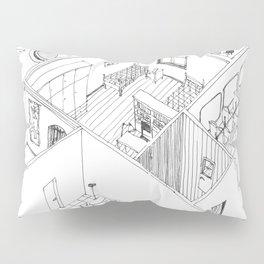 Dream Plan Pillow Sham