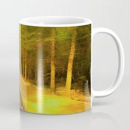 A Long Walk In The Woods Coffee Mug