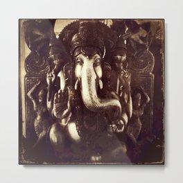 Ganesha  Metal Print