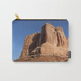 Courthouse Towers - Arches National Park Carry-All Pouch