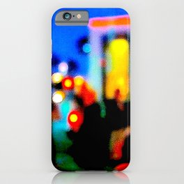 LA at Night iPhone Case