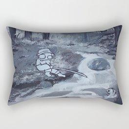 Peaceful Perseverance Rectangular Pillow