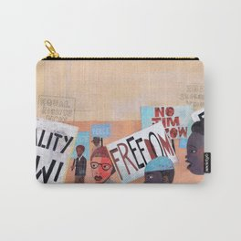 EQUALITY NOW Carry-All Pouch