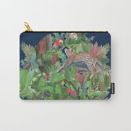 Into the Wild Midnight Forest Carry-All Pouch