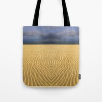 sand Tote Bags featuring Sand by MyLove4Art