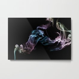Smokey 16 Metal Print