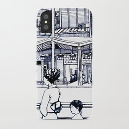 Gion iPhone Case