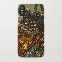 Gwok iPhone Case