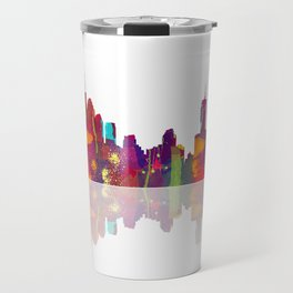 Brisbane Skyline 1 Travel Mug