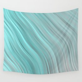 stripes wave pattern 1 2sp Wall Tapestry