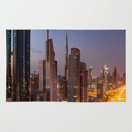 Dubai #society6 #decor #buyart Rug