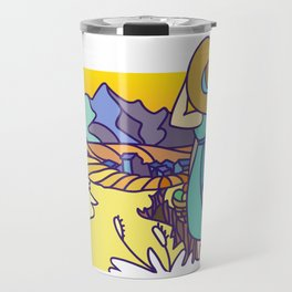 Missing Montana Travel Mug