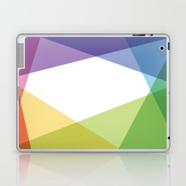Fig. 004 Colorful Shapes Laptop & iPad Skin