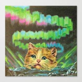 Mystic Pussy Canvas Print