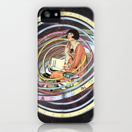 The pursuit of meaning iPhone Case