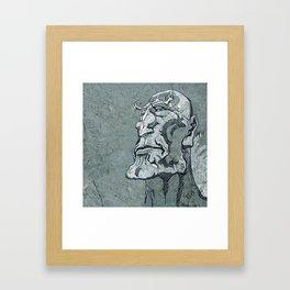 THE OLD Framed Art Print