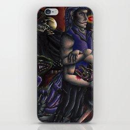 Fears iPhone Skin