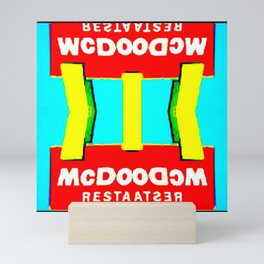 Mc Dood Mini Art Print