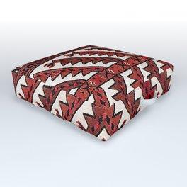 Yomut West Turkestan Tent Band Print Outdoor Floor Cushion