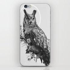 Moon Vertigo iPhone & iPod Skin