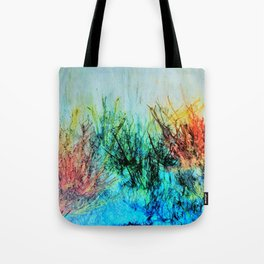 Coral reef in the gold coast Tote Bag