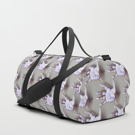 Ultraviolet Touch Duffle Bag