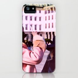 Trip on series #5 iPhone Case