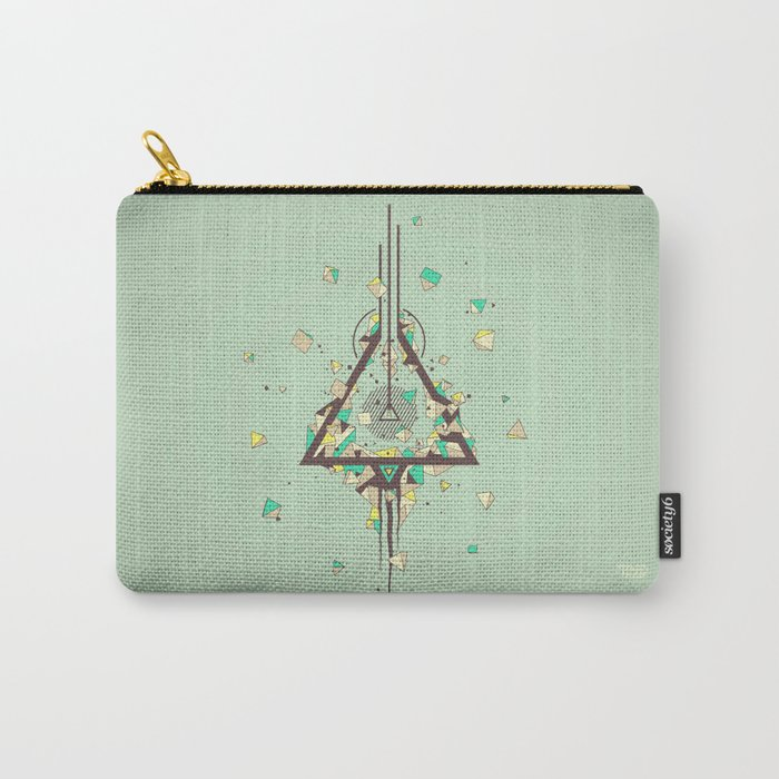 Discovering Higgs Boson Carry-All Pouch