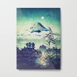 The Midnight Waking Metal Print
