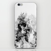 silent hill iPhone & iPod Skins featuring Silent Hill by RIZA PEKER