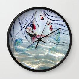 corriente Wall Clock