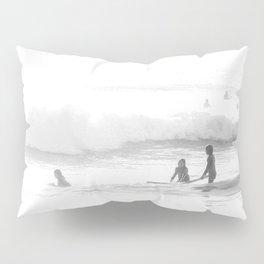 Surfing Pillow Sham