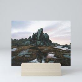 Aries Tor Sunrise Mini Art Print