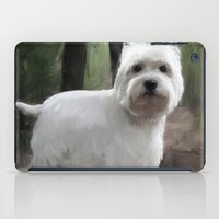 friday iPad Cases featuring Friday by debspoons