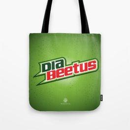 Diabeetus Tote Bag