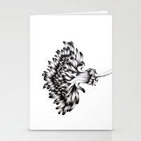 dandelion Stationery Cards featuring Dandelion by ECMazur