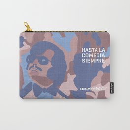 Tony Clifton series - Hasta la comedia siempre Carry-All Pouch