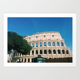 Colosseum I Art Print