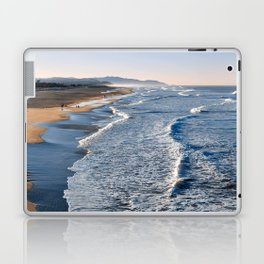 Lands End Beach Laptop & iPad Skin
