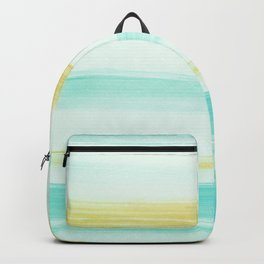 Sea Stripes Backpack