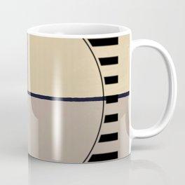 Toned Down - line graphic Coffee Mug