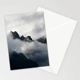 Shrouded in Mystery Stationery Cards