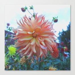 Garden Queen Canvas Print