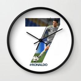 C.R #7 Wall Clock