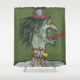 Gore Shower Curtain