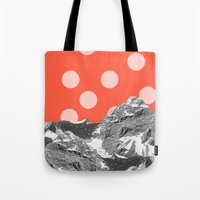 perfume Tote Bags featuring Perfume by Tyler Spangler