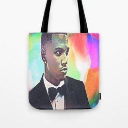 Trey Songz Tote Bag