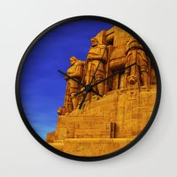 guardians Wall Clocks featuring Guardians by itsme23