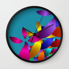 less is more -18- Wall Clock