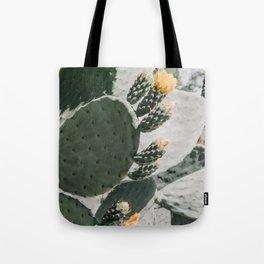 flowering cactus i Tote Bag